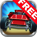 Dirt Race Fury Desert FREE icon