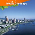Portland Street Map icon