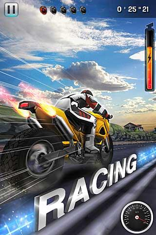 Asphalt Moto Screenshot 1