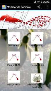 Martisor de Romania - screenshot