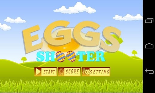 Eggs Shooter - screenshot