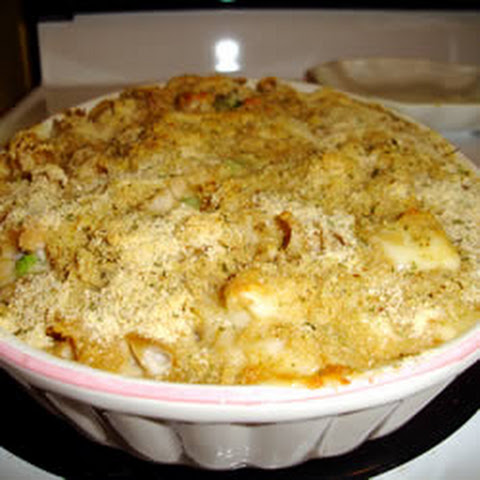 Cheesy Tuna Mornay