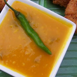 Green Mango Sauce Recipes