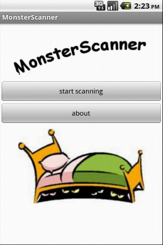 MonsterScanner