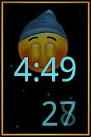 Screenshot of Animated Alarm Clock Widget