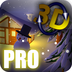 Winter Snow in Gyro 3D Pro the best app – Try on PC Now