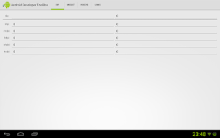 Screenshot of Android Developer Toolbox