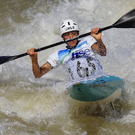 Kayak race by Branko Frelih - Sports & Fitness Watersports (  )