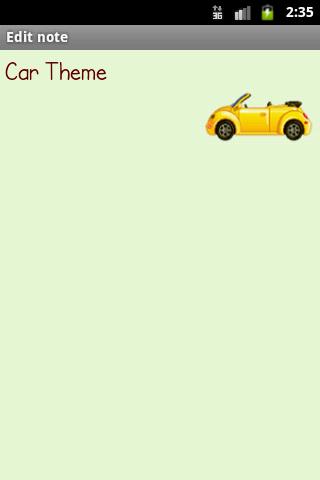 CarTheme