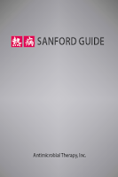 Screenshot of Sanford Guide