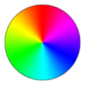 Chromotherapy icon