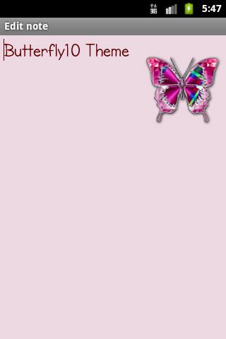 玩生活App|Butterfly10Theme免費|APP試玩