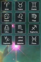 Screenshot of Horoscope