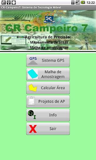 C7 GPS Malha