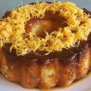 Apple Puree Pudding Recipes