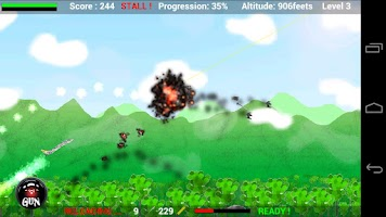 Screenshot of Androplane 2