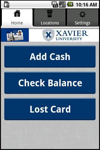 Xavier ALL Card