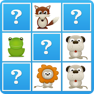 Animals Memory Game For Kids For PC (Windows & MAC)
