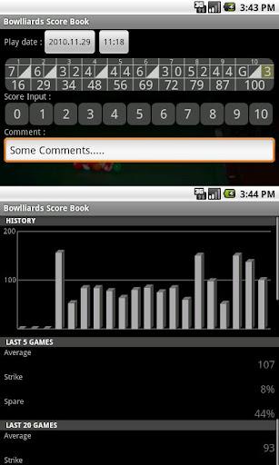 【免費體育競技App】Bowlliards Score Book-APP點子