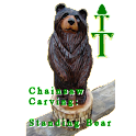 How-to Chainsaw Carve a Bear icon