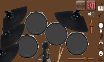 Screenshot of Drum Kit