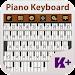 Piano Keyboard Theme Icon