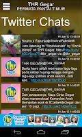 Screenshot of THR Gegar