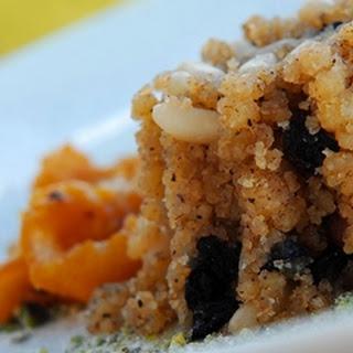 Couscous Dessert Recipes