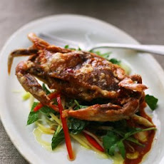 Crispy Maryland Soft-Shell Crabs Recipe