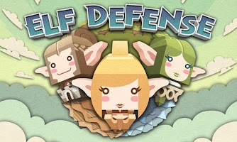 Screenshot of Elf Defense (Free)