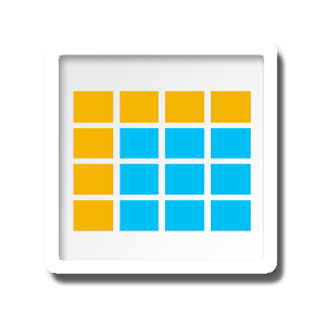 simple timetable Icon