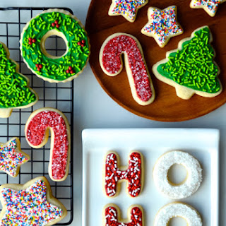 The Best Cutout Sugar Cookies