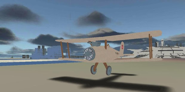 Flight Simulator free - screenshot