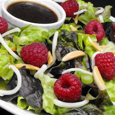 Raspberry Balsamic Dressing