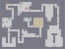 Thumbnail of the map 'The Plesentries of a maze'
