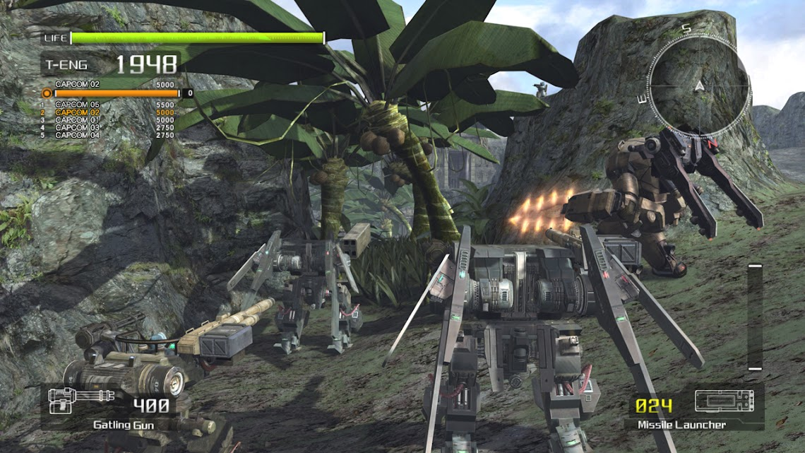 Lost Planet improved for PC