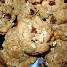 Butterscotch Oatmeal Cookies I