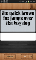 Screenshot of Romantic Font Style