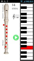 Screenshot of How To Play Recorder