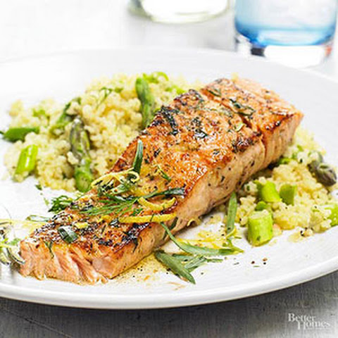 10 best spices and herbs for salmon recipes yummly for Fish meal ideas