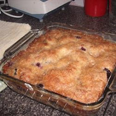 Blueberry Coffee Cake II