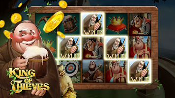 Screenshot of Jackpot Madness Slots