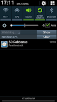 Screenshot of 50 Rabbanas (Quranic Duaas)