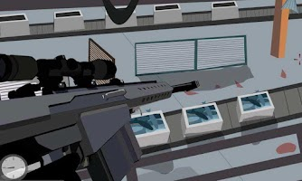 Screenshot of Shooting Training