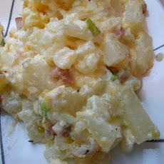 Kittencal's Baked Potato Salad Casserole (Or Cold Potato Salad)