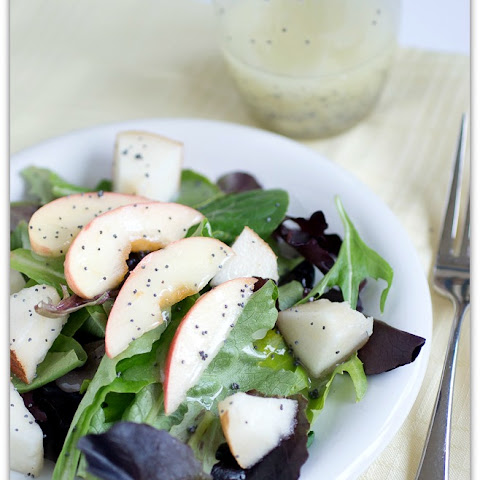 Pear Apple Salad