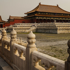 The Forbidden City by ChingWen LIAO - Buildings & Architecture Public & Historical