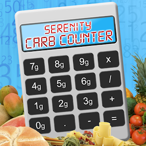 Serenity Simple Carb Counter
