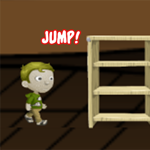 Game jump boy - screenshot