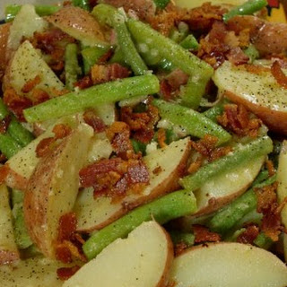Green Bean and Potato Salad with Dijon Vinaigrette